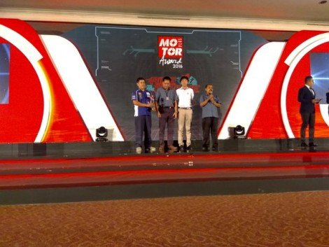 Yamaha Nmax jadi Bike of The Year 2016 Versi Motorplus Award 6 Pertamax7.com