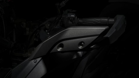 hand Guard Yamaha MT09 Tracer