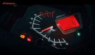 speedometer new honda supra X150R 6 Speed Pertamax7.com