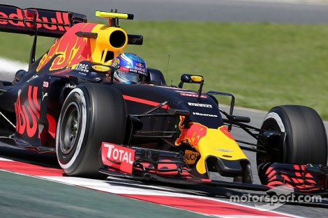 Max Verstappen Red bull racing F1 spanish grand prix 2016 pertamax7.com