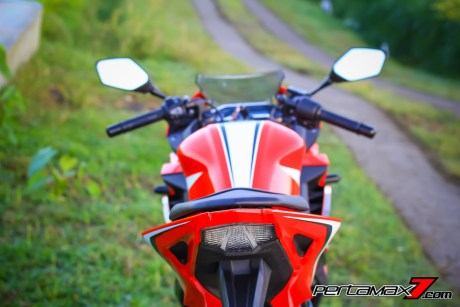 All New Honda CBR150R 2016 Warna Merah Racing Red 23 Pertamax7.com