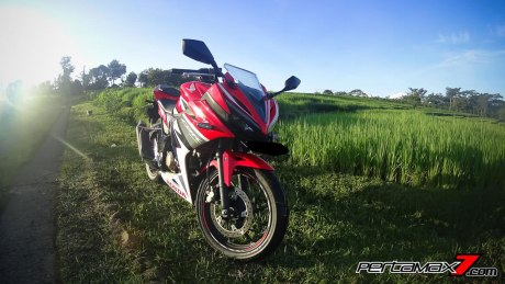 All New Honda CBR150R 2016 Warna Merah Racing Red 8 Pertamax7.com