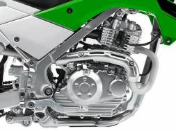 Engine Kawasaki KLX 140 Off Road pertamax7.com