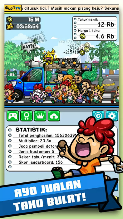 SS Game Tahu Bulat own games Pertamax7.com 6