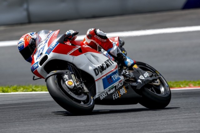 MotoGP Private Test Austria Casey Stoner Ducati without Winglets pertamax7.com