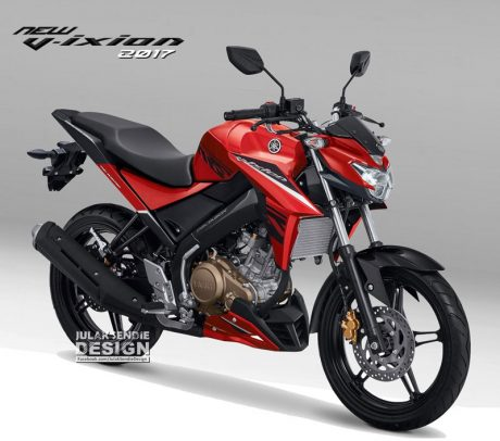 Render Yamaha All new Vixion 155 VVA Julak Sendie Design Part 2