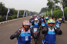 Acara Suzuki Bike Meet 2017 8