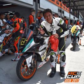 Race 2 RC Cup 2017 Malaysia 2