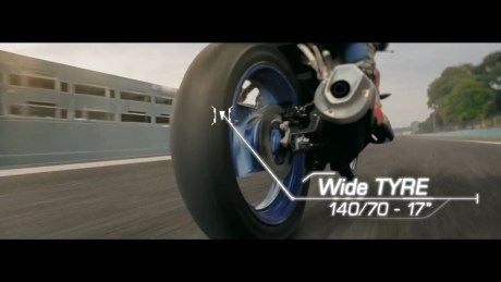 Rear Tyre Yamaha All New R15