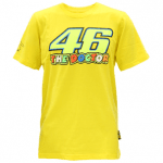 T-SHIRT 46ASIA Yellow Front