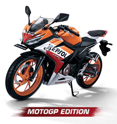 All New Honda CBR150R Repsol Motogp Edition