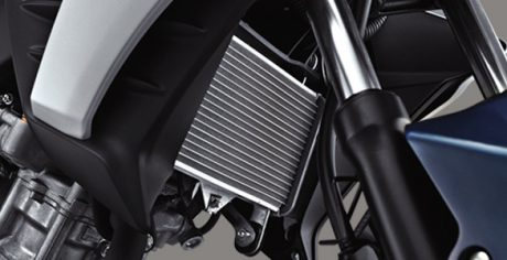Radiator Yamaha All New Vixion 150 cc