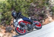 Ducati Monster 797 MY 2017