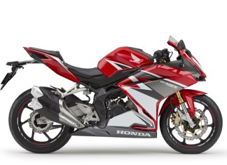 Honda CBR250RR Racing Red ABS JAPAN
