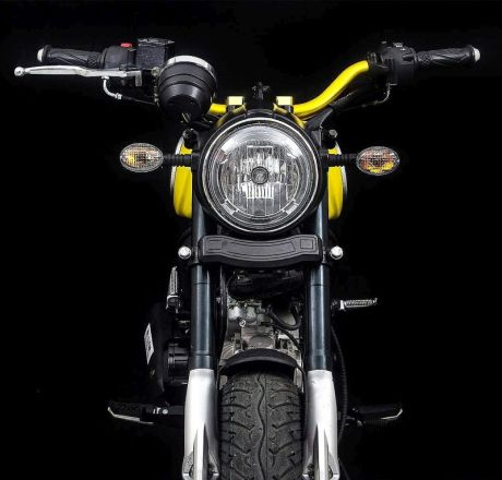 Headlamp Lifan Hunter 125 Scrambler