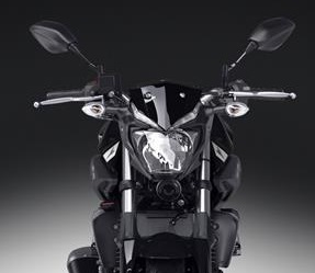 Yamaha MT25 Front View