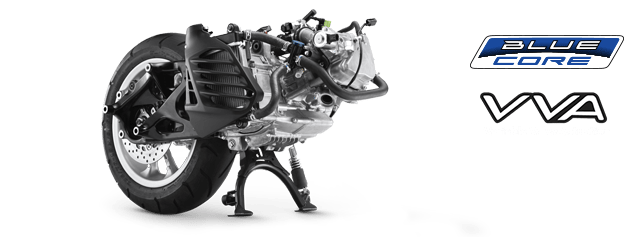 Yamaha N-MX 155 Vietnam Engine