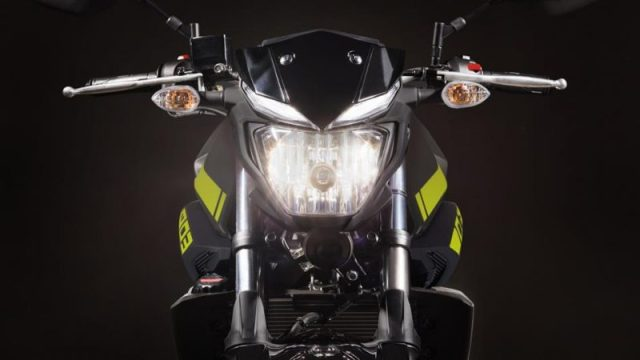 Headlamp Yamaha MT03 MY2018 8