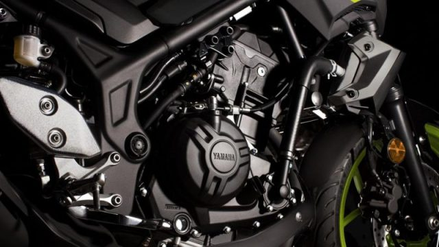 Mesin Yamaha MT03 MY2018 2
