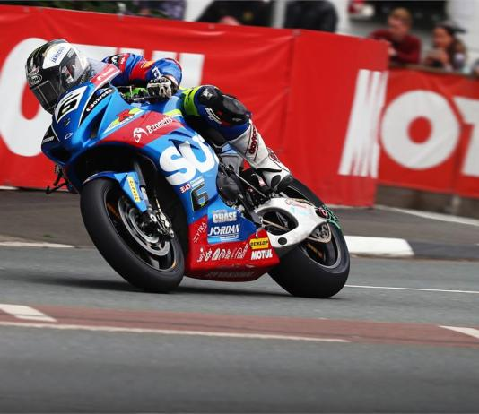 Michael Dunlop All new Suzuki GSX-R1000 Senior TT 2017 11