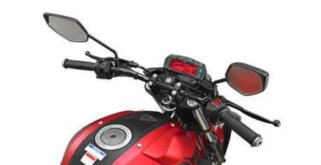Stang Yamaha All New Byson FI Facelift 2017