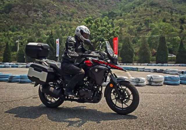 Testride Suzuki V-Strom 250 DL250 China 10 p7