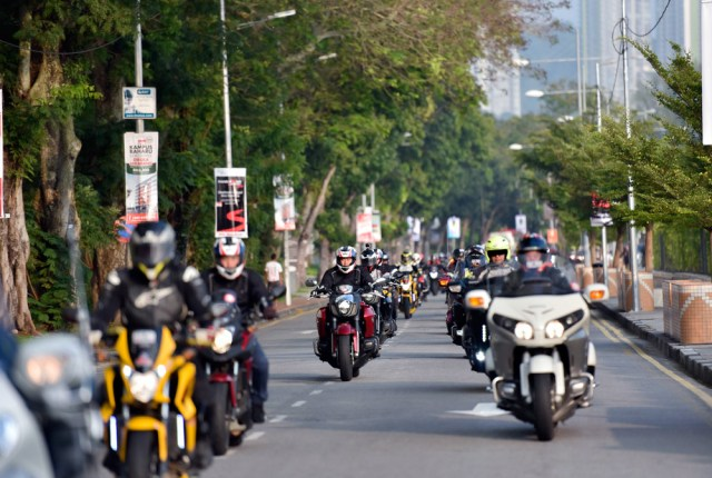 Big Bike Honda Asian Journey 2017