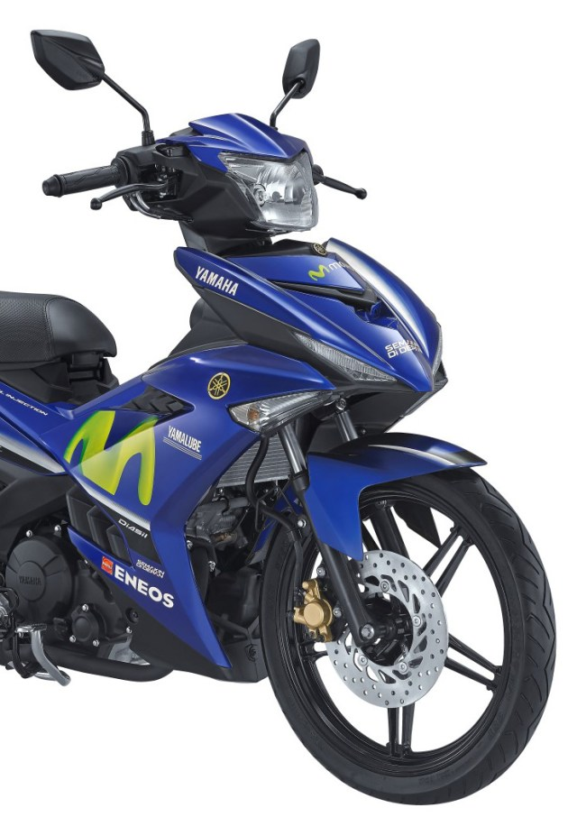 Body Depan Yamaha MX KING Movistar 2017