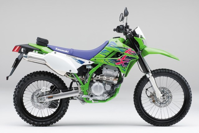 Kawasaki KLX 250 Final Edition 2016 Japan 2