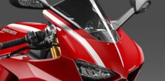 Render Headlamp Ducati Panigale V4