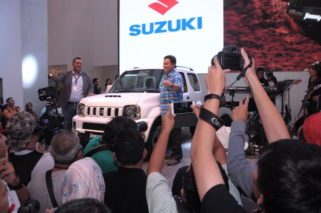 Launching Suzuki Jimny GIIAs 2017