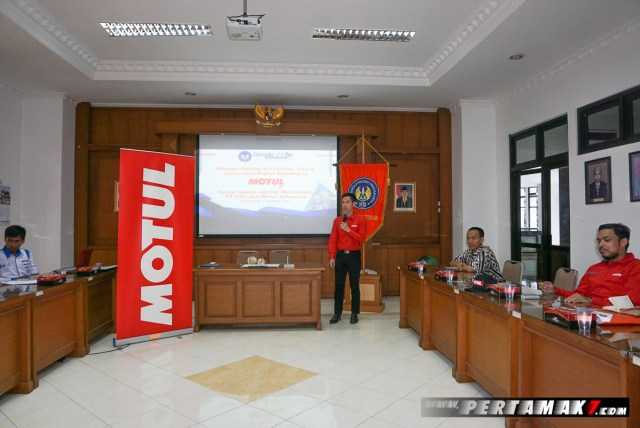 Business Development Managemen Motul Indonesia Johan Wijaya