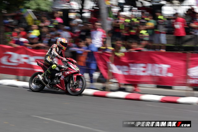 Race Honda Dream Cup Semarang 2017