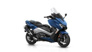 Studio Yamaha New TMAX Warna Biru Phantom Blue MY 2018 4 p7