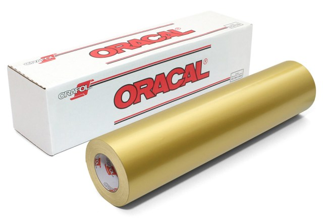 scotlite oracal 651 Gold 091