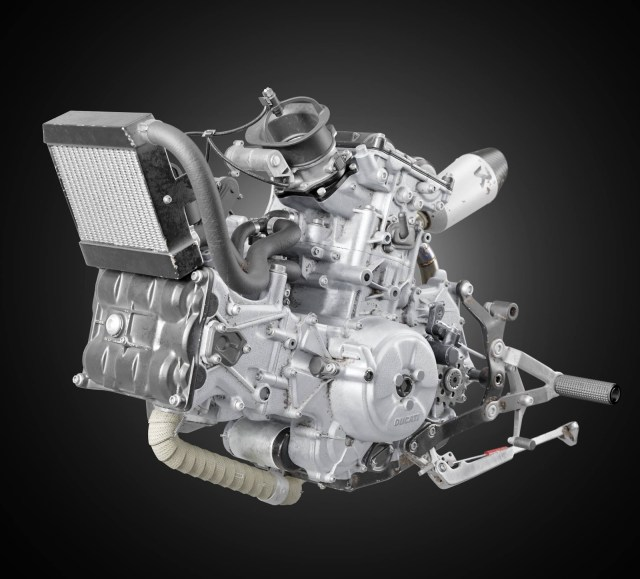 Engine Naughty Quadro Ducati 1299 Panigale