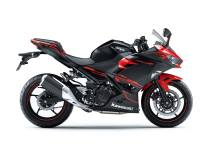 All New Kawasaki Ninja 250 FI Versi 2018 Warna Hitam Merah 2 p7