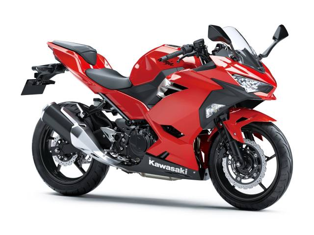 All New Kawasaki Ninja 250 FI Versi 2018 Warna Merah 3 p7