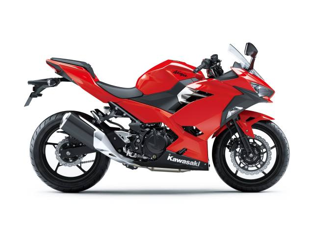 All New Kawasaki Ninja 250 FI Versi 2018 Warna Merah p7