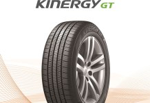 Hankook Tire Kinergy GT Toyota Camry 2018