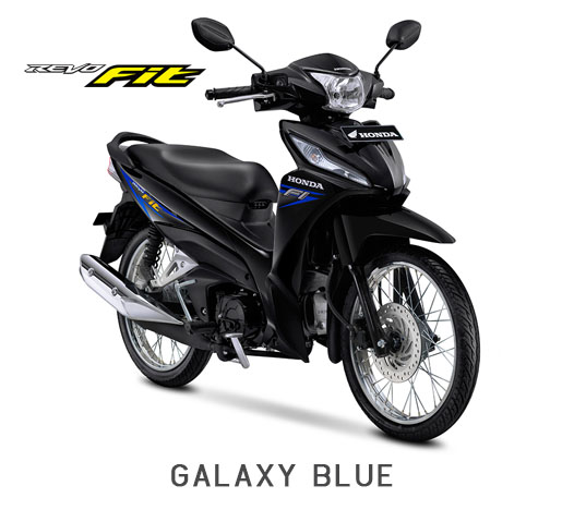 Honda Revo Fit Galaxy Blue