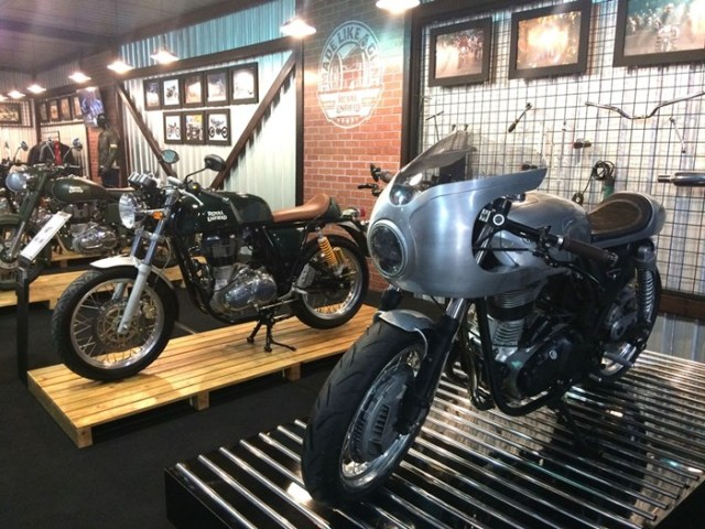 Royal Enfield Indonesia Kustomfest 2017 03 P7