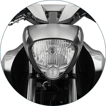 Headlamp Suzuki Intruder 150