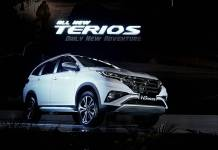 Launching Daihatsu All New Terios 2018