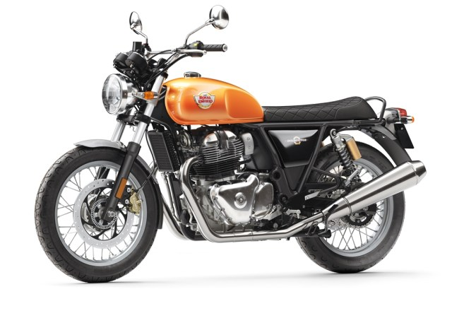 Royal Enfield Interceptor INT 650