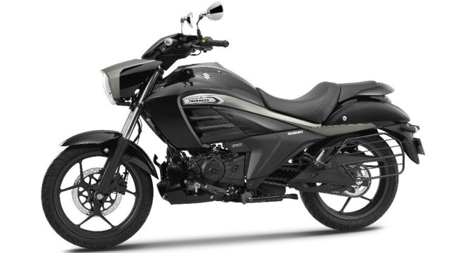 Samping kiri Suzuki Intruder 150 India Studio 1 p7