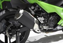 Swing Arm Kotak Kawasaki All new Ninja 250 FI 2018