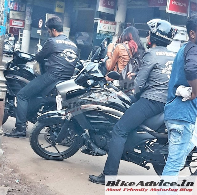 Test Jalanan Suzuki Intruder 150 Cruiser India 2