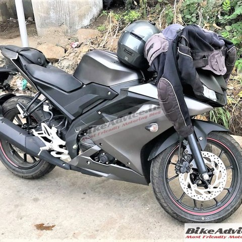 Yamaha All New R15 V3.0 India