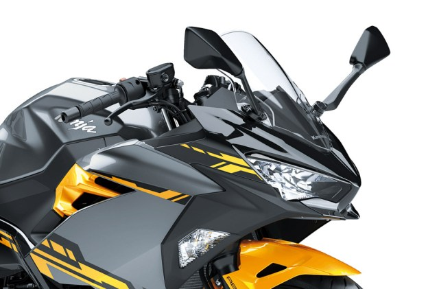 Stang UpperYoke Kawasaki All new Ninja 250 dan Ninja 400 MY2018